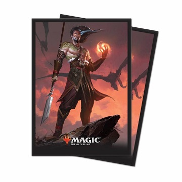 Ultra Pro: Magic The Gathering: Deck Protector Sleeves: Core Set 2019 V4 (80)