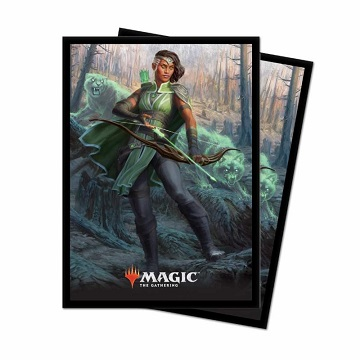 Ultra Pro: Magic The Gathering: Deck Protector Sleeves: Core Set 2019 V5 (80)