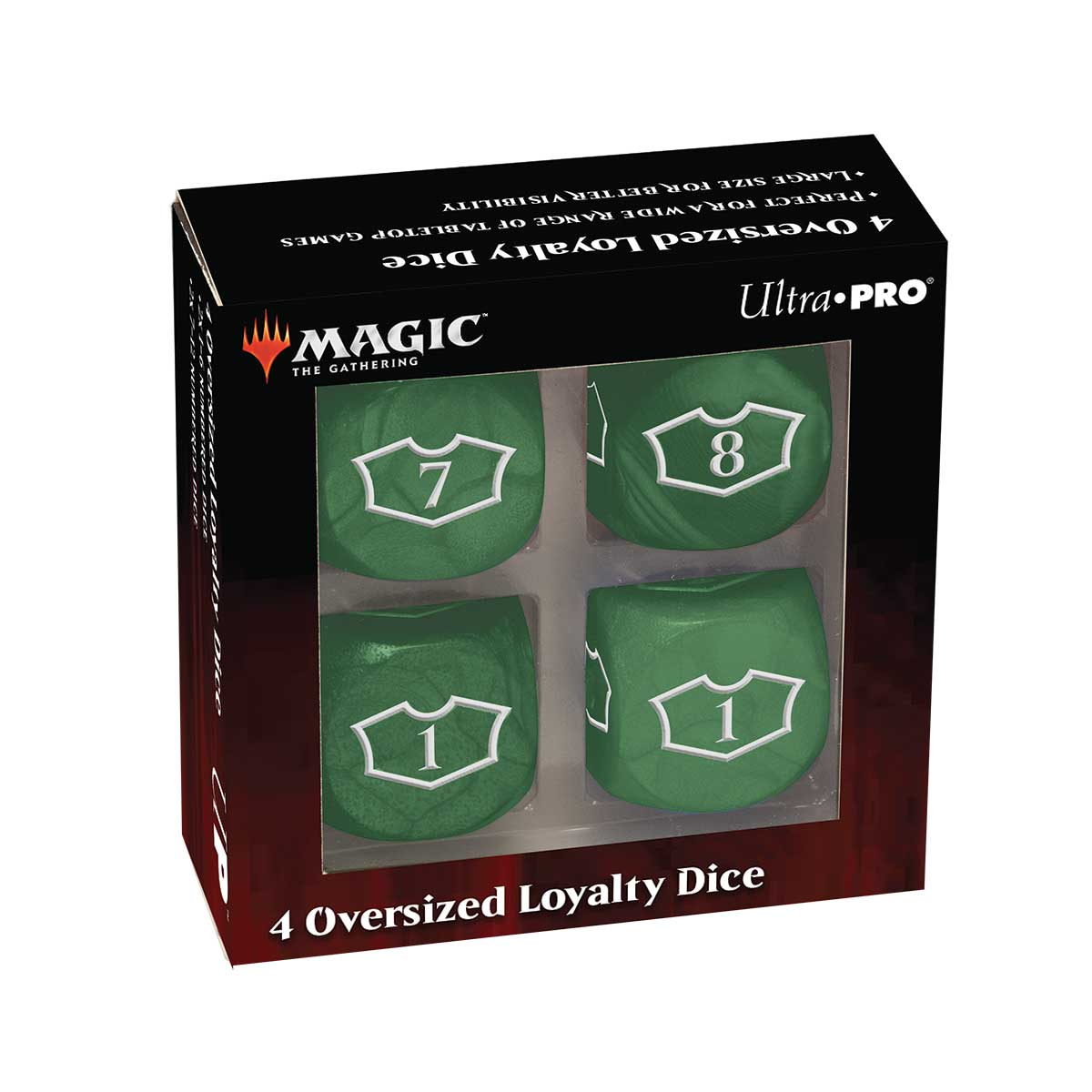Ultra Pro: Magic the Gathering - Forest Loyalty Dice
