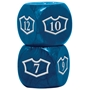 Ultra Pro: Magic the Gathering - Island Loyalty Dice - UP18605 [074427186050]