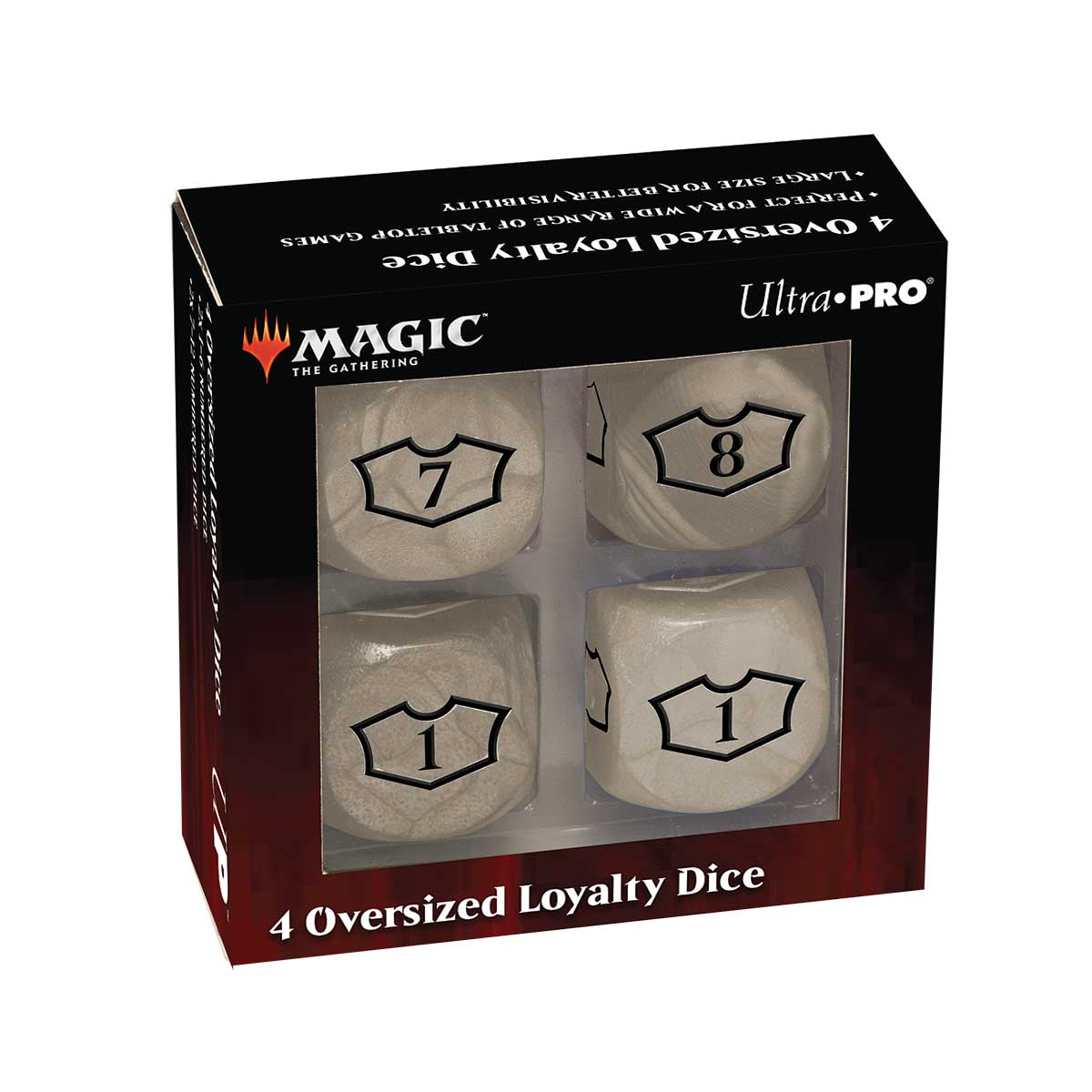 Ultra Pro: Magic the Gathering - Plains Loyalty Dice