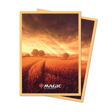 Ultra-Pro: Magic the Gathering Unstable Deck Protector Sleeves - Plains