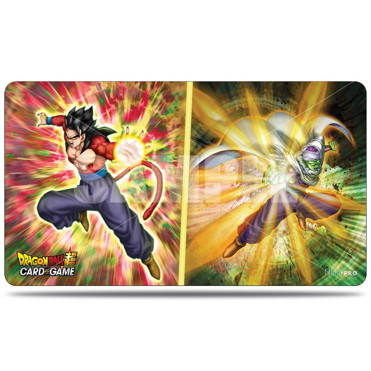 Ultra Pro Playmat: Dragon Ball Super GOKU AND PICCOLO
