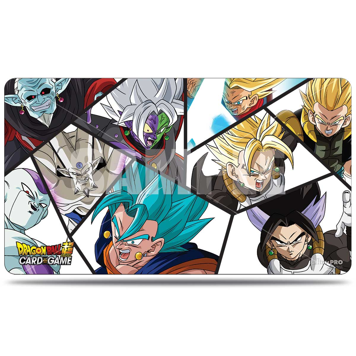 Ultra Pro Playmat: Dragon Ball Super UNISON WARRIORS