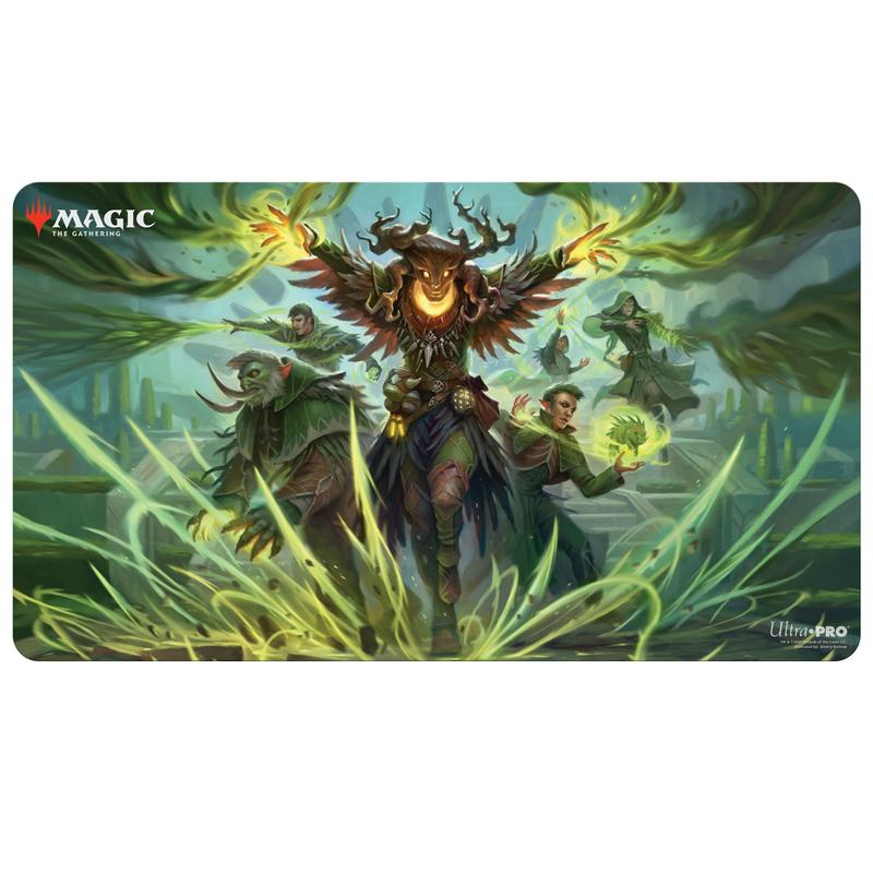 Ultra Pro Playmat: Magic The Gathering: Strixhaven V3 - Witherbloom Command