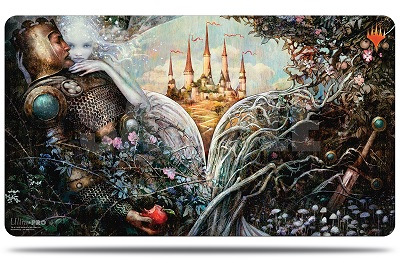 Ultra Pro Playmat: Magic The Gathering - Throne of Eldraine - Enchantment