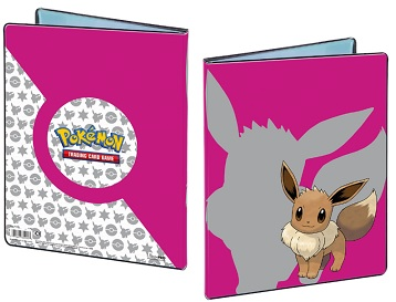 Ultra Pro Portfolio: Pokemon Eevee 2019 9-Pocket