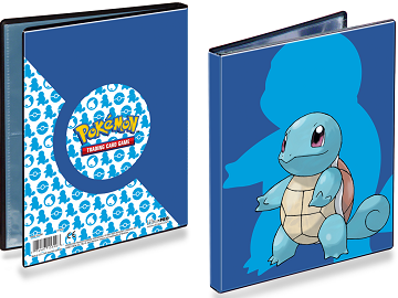 Ultra Pro Portfolio: Pokemon Squirtle 2020 4-Pocket