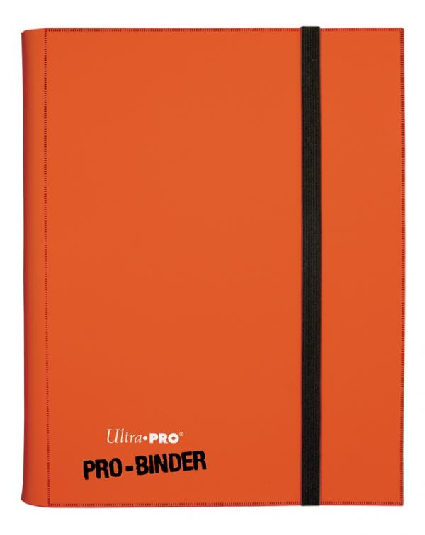 Ultra-Pro: Sideloading Pro-Binder: Orange