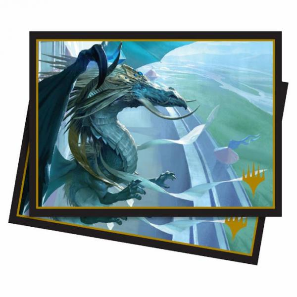 Ultra Pro Standard Deck Protector Sleeves: Magic The Gathering- Elder Dragons: Arcades, the Strategist