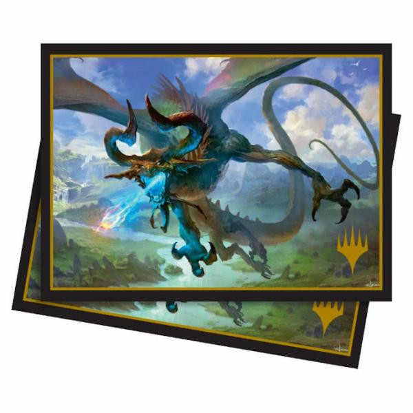 Ultra Pro Standard Deck Protector Sleeves: Magic The Gathering- Elder Dragons: Nicol Bolas, the Ravager