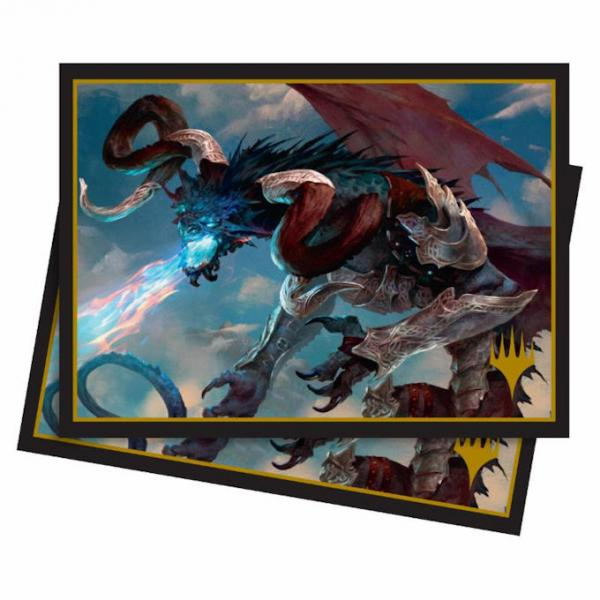 Ultra Pro Standard Deck Protector Sleeves: Magic The Gathering- Elder Dragons: Palladia Mors, the Ruiner