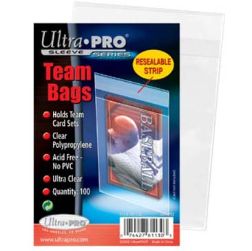 Ultra Pro: Team Bags