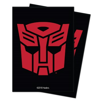 Ultra Pro: Transformers: Autobots Deck Protector Sleeves 100ct