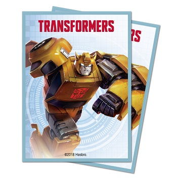 Ultra Pro: Transformers: Bumblebee Deck Protector Sleeves 100ct