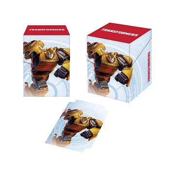 Ultra Pro: Transformers: Bumblebee PRO-100+ Deck Box