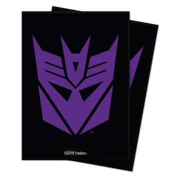 Ultra Pro: Transformers: Decepticons Deck Protector Sleeves 100ct
