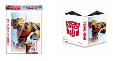 Ultra Pro: Transformers: PRO-Binder