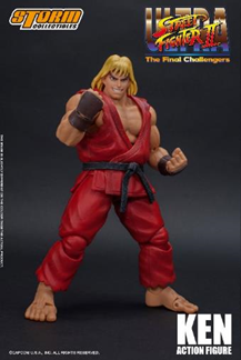 Ultra Street Fighter II- The Final Challengers: Ken (Storm Collectibles 1/12 Action Figure)