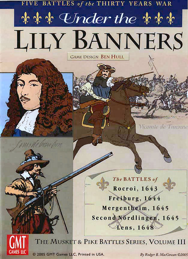 Under The Lilly Banners