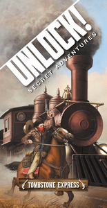 Unlock! Tombstone Express [SALE]