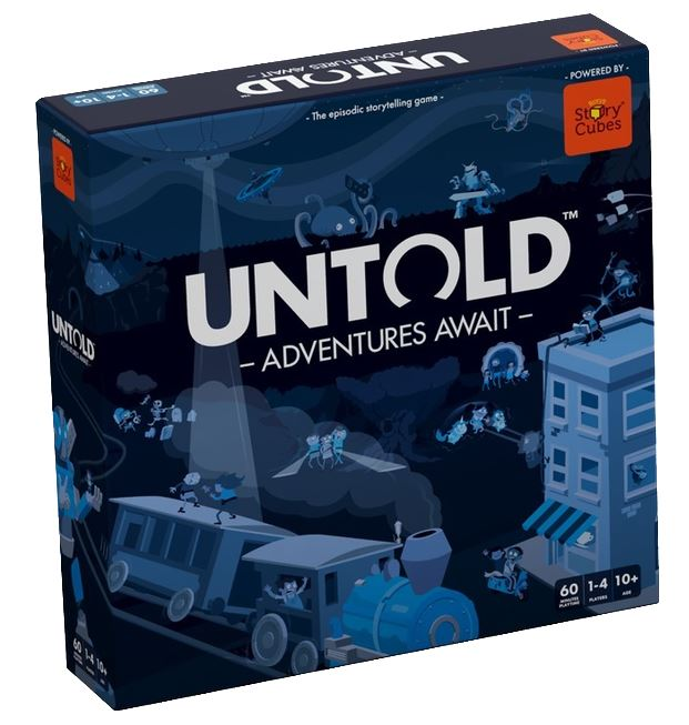 Untold: Adventures Await [DAMAGED]