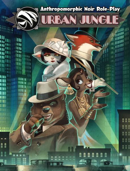Urban Jungle: Anthropomorphic Noir Role-Play
