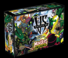 VS System: Marvel Monsters Unleashed