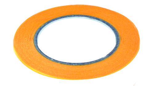 Vallejo Hobby Tools: Precision Masking Tape 1mmx18m - Twin Pack