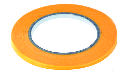 Vallejo Hobby Tools: Precision Masking Tape 3mmx18m - Twin Pack