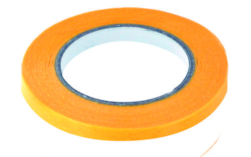 Vallejo Hobby Tools: Precision Masking Tape 6mmx18m - Twin Pack
