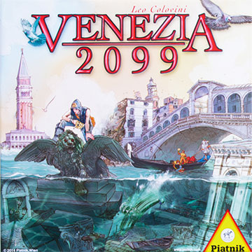Venezia 2099 [WATER DAMAGED]