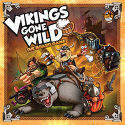 Vikings Gone Wild [WATER DAMAGED]
