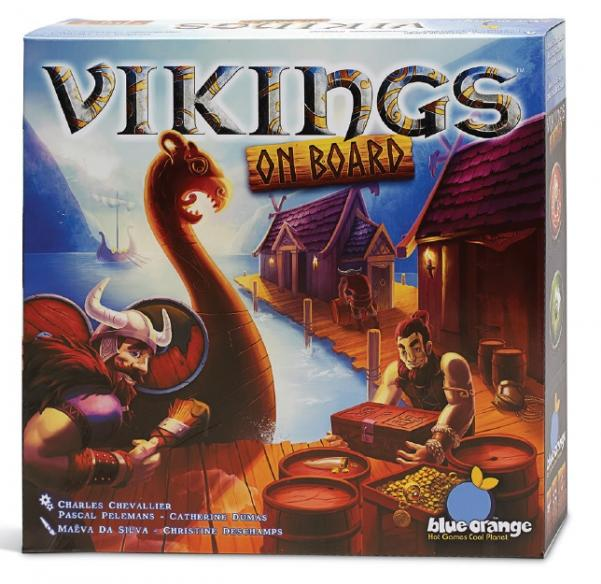 Vikings On Board [WATER DAMAGED]