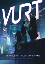 Vurt: The Tabletop Roleplaying Game