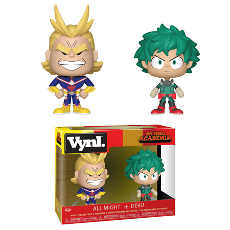 Vynl: My Hero Academia - All Might & Deku