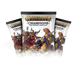 WARHAMMER AGE OF SIGMAR BOOSTER