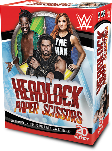 WWE: Headlock, Paper, Scissors