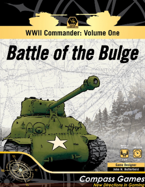 WWII Commander: Volume One- Battle of the Bulge