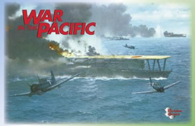 War in the Pacific [Damaged]