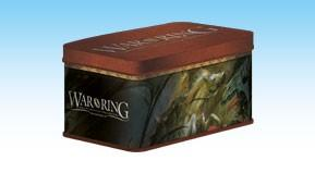 War of the Ring (2nd Edition): Card Box with Sleeves