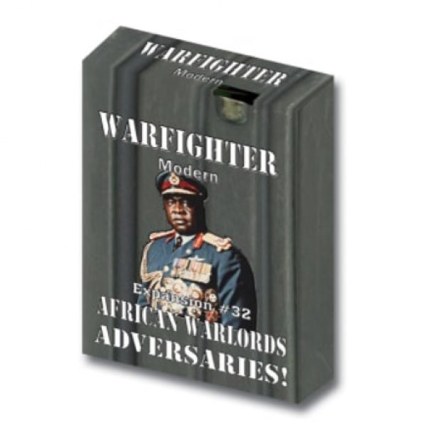 Warfighter Modern 032: African Warlords Adversaries!