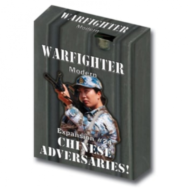 Warfighter Modern #024: Chinese Adversaries