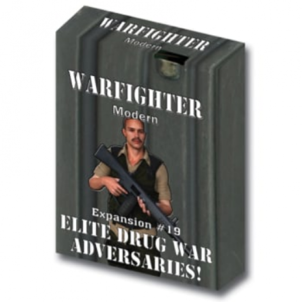 Warfighter Modern #019: Elite Jungle Adversaries and Soldiers