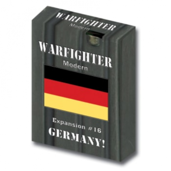 Warfighter Modern #016: German Soldiers