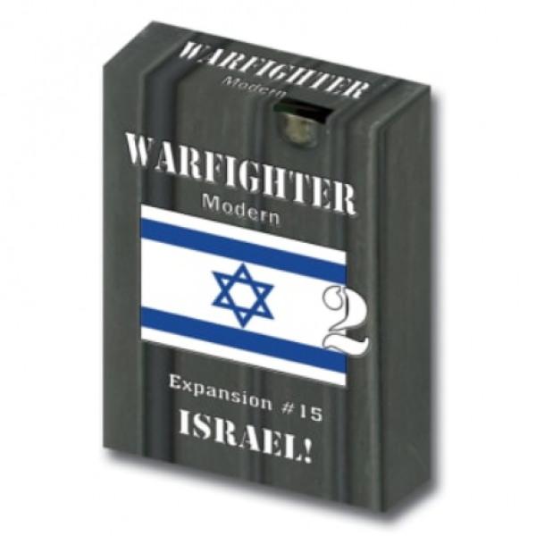 Warfighter Modern #015: Israeli Soldiers #2