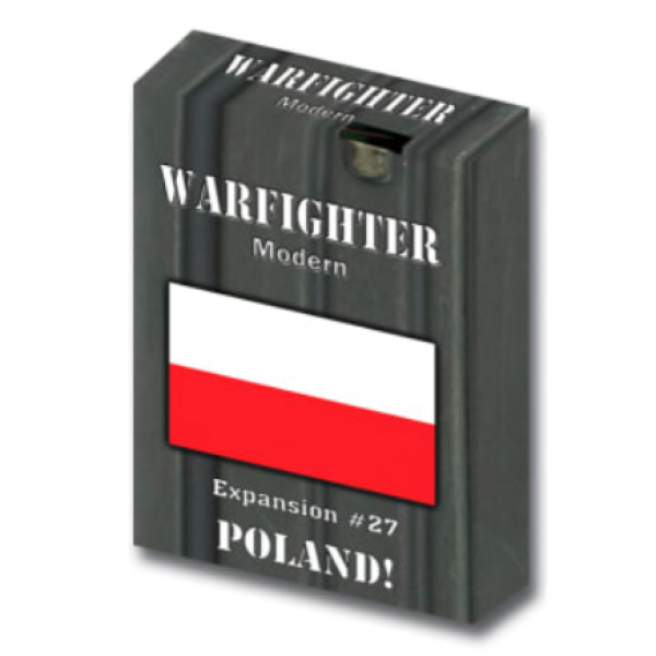 Warfighter Modern #027: Polish Soldiers