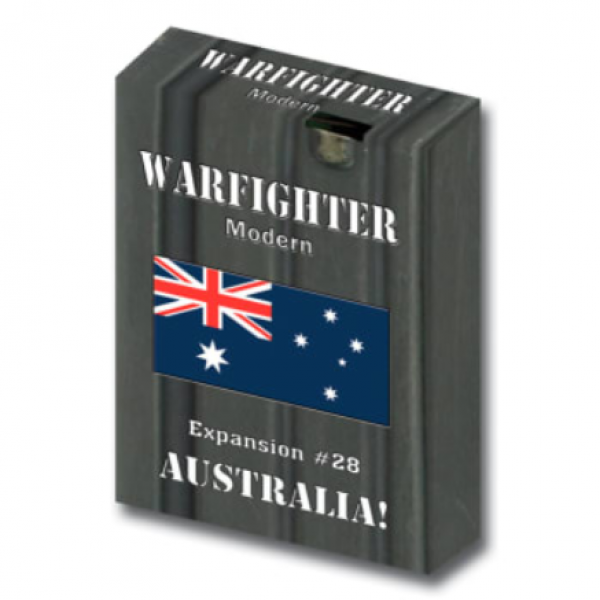 Warfighter Modern #028: Australian Soldiers