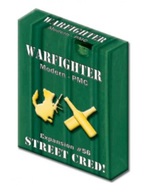 Warfighter Modern- PMC #056: Street Cred!