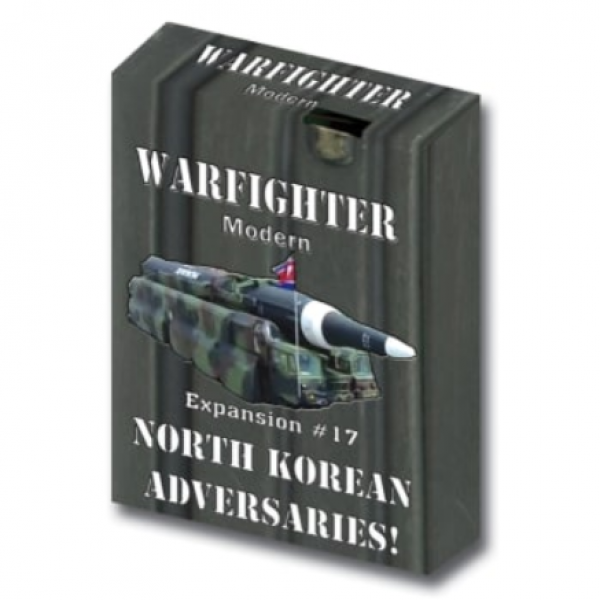 Warfighter Modern #017: North Korea Adversaries